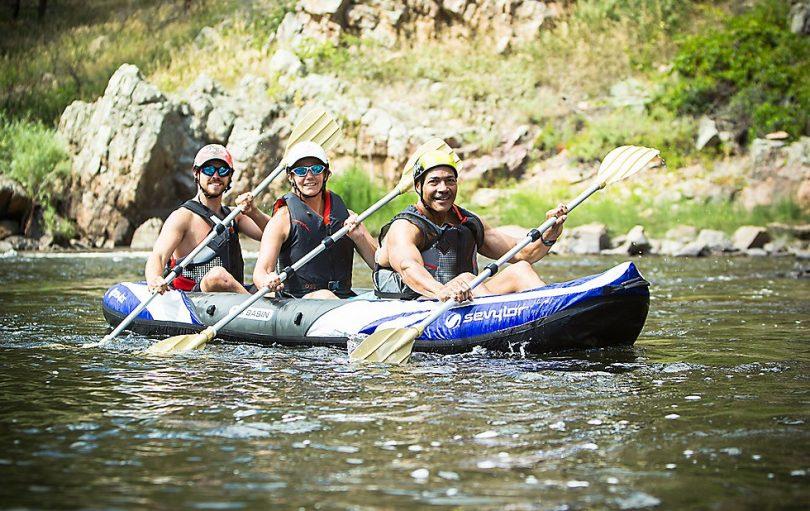 Coleman Big Basin kayak