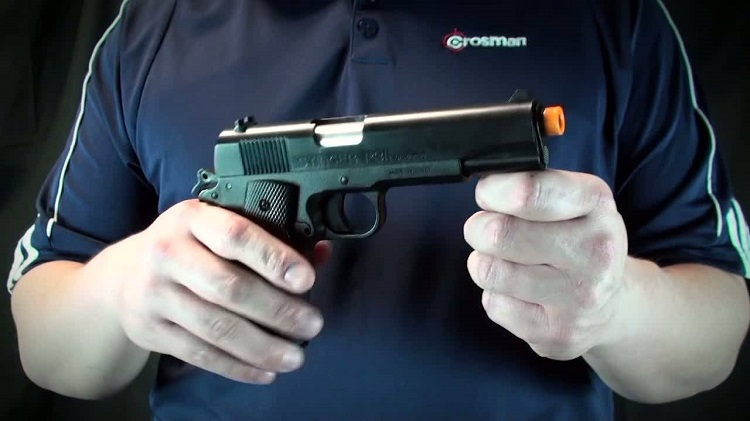 Crossman Stinger P311 Airsoft Pistol (Black)