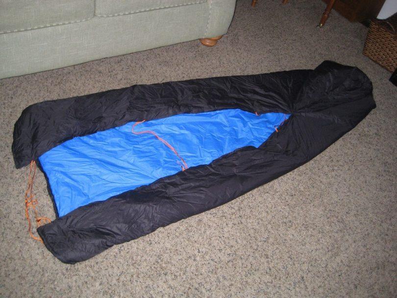 DIY Sleeping bag