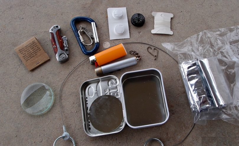 DIY Survival Kit: Save Money And Be Prepared