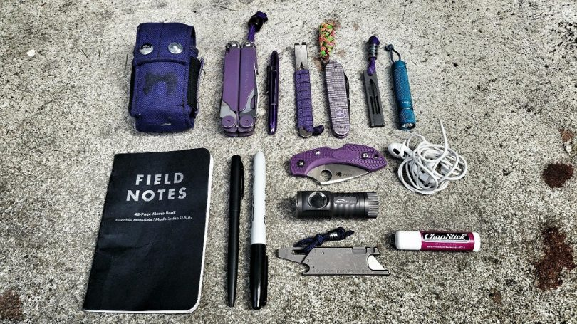 EDC Keychain Items: Organization and Practicality in Your