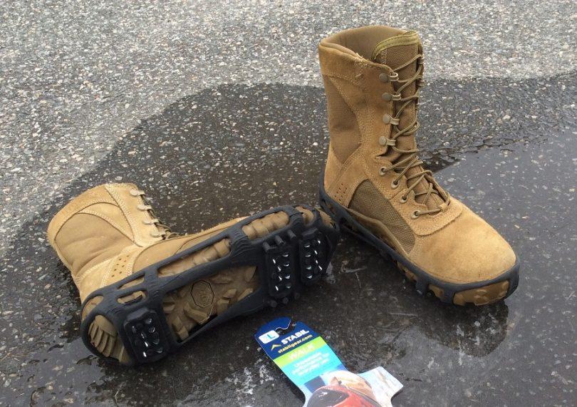 Excellent survival boots