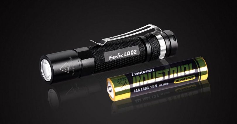 Fenix LD02 100 Lumens Mini Pen Light