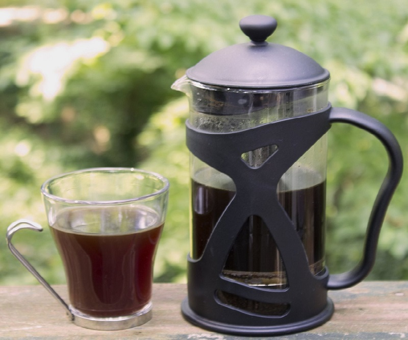 KONA French Press Coffee, Tea & Espresso Maker