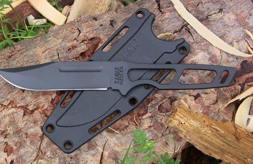 Ka-Bar 1117 Neck Knife