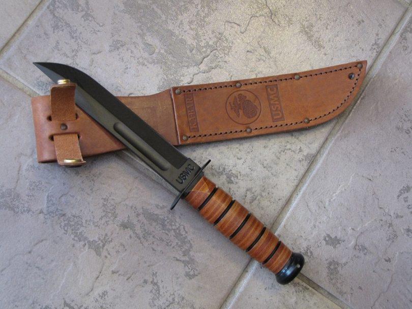Ka-Bar US Marine Corps Fighting Blade