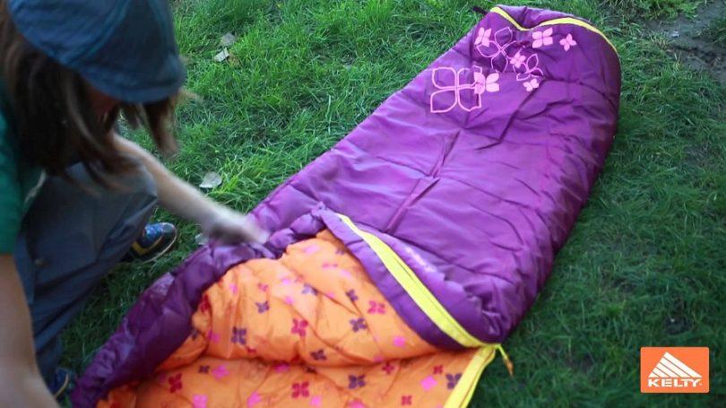 Kelty Big Dipper 30 Degree Sleeping Bag for Kids