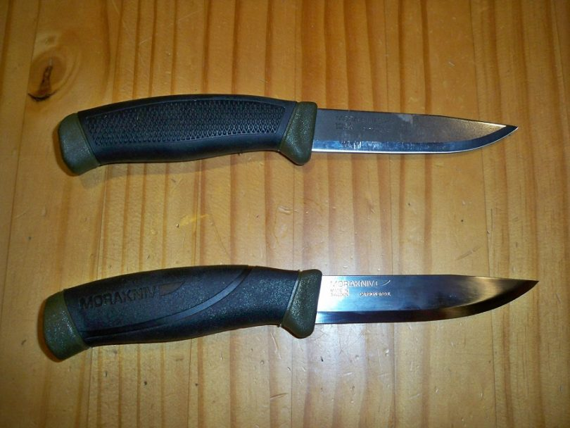 Morakniv Craftline Q Allround 510 Knife