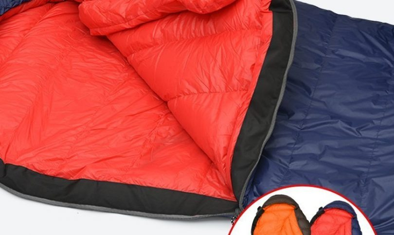 Mountaintop Natural Down Sleeping Bag