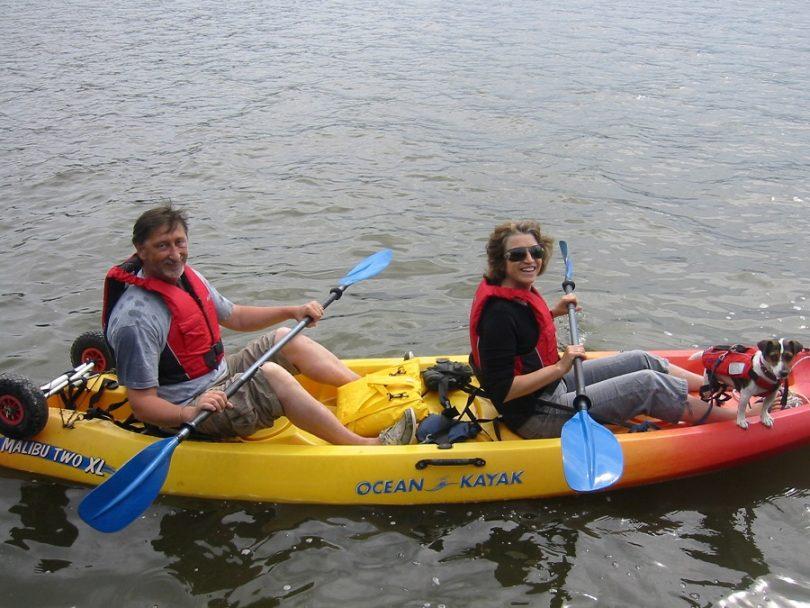 Ocean Kayak 12-Feet Malibu Tandem
