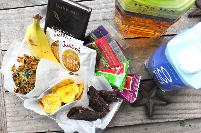 Pre-made snacks