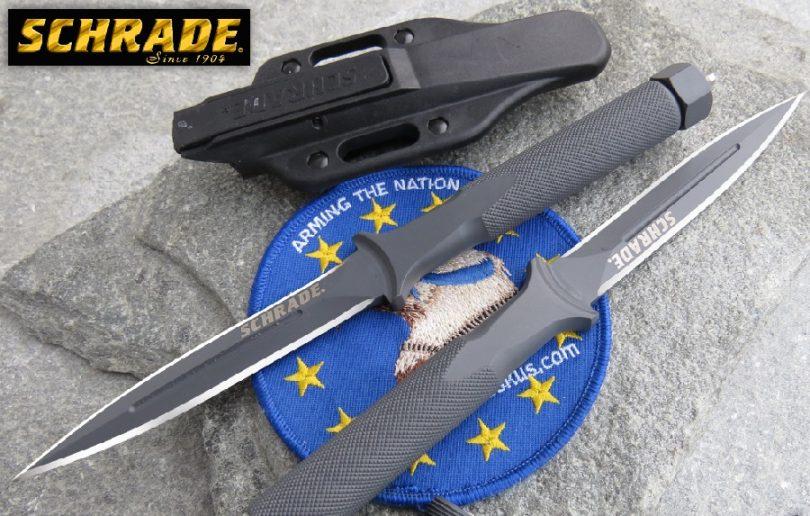 Schrade Boot Knife