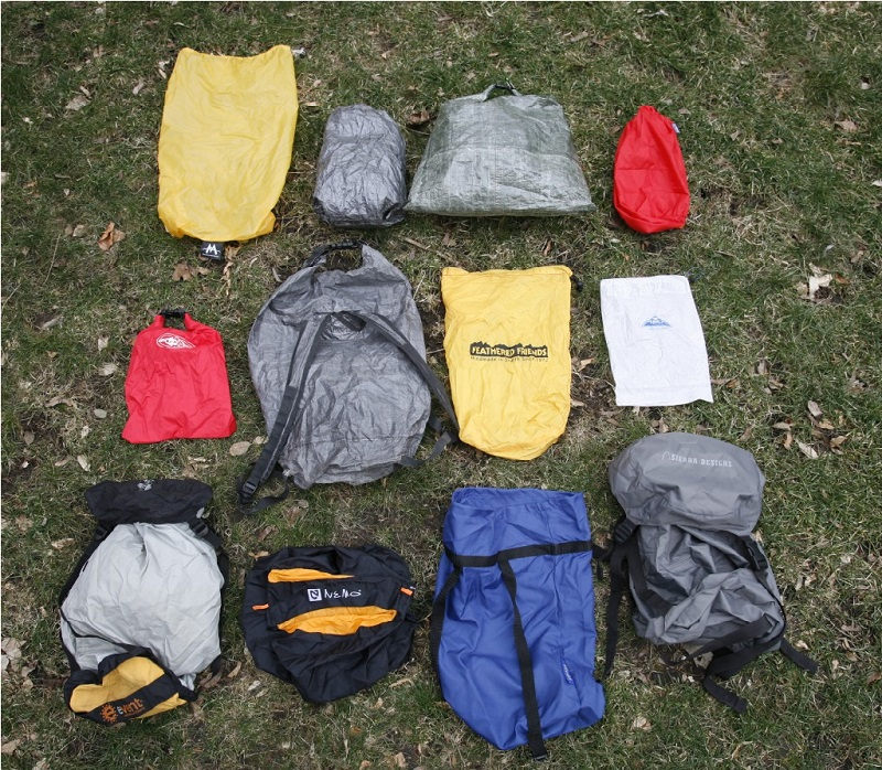 Sleeping bags for survival