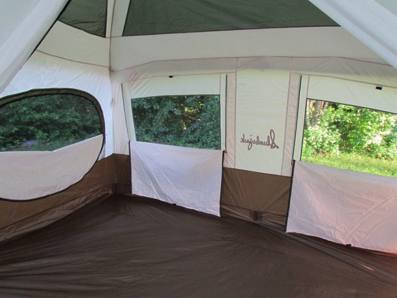 Slumberjack Grand Lodge 8-Person Tent