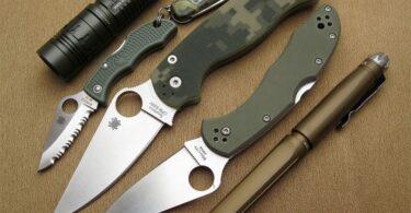 Best Spyderco Knife