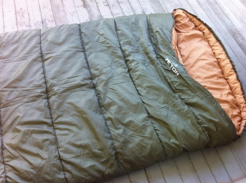 TETON Sports Celsius XL -18C 0F Sleeping Bag
