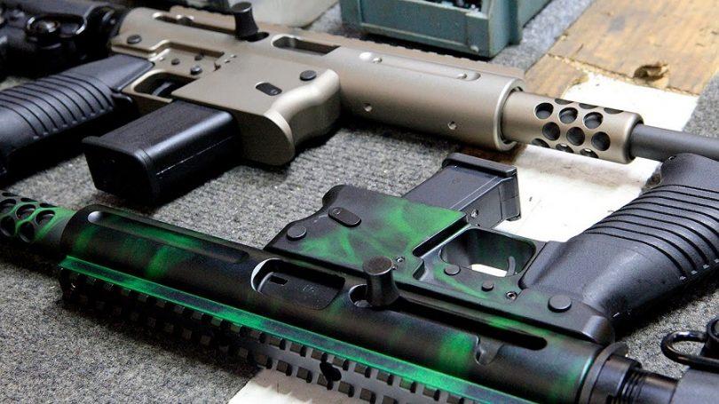 TNW's ASR Modular Carbine rifles