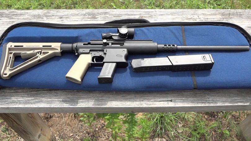 TNW's ASR Modular Carbine