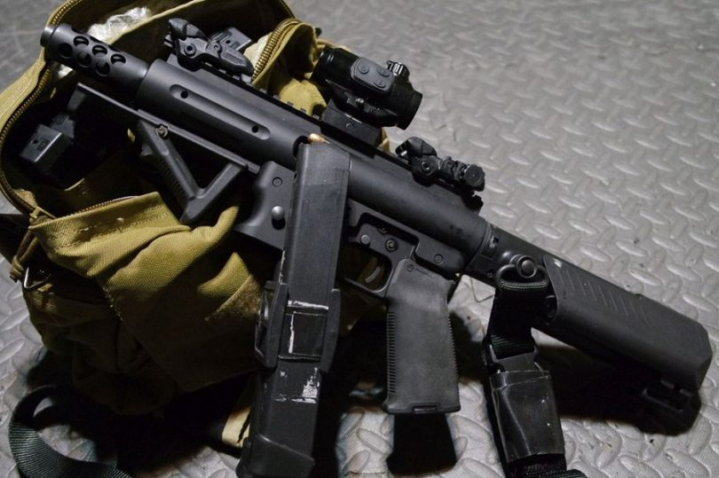TNW Firearms 10MM ASR rifle