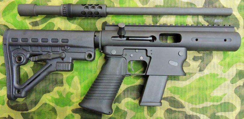 TNW Firearms 9MM ASR