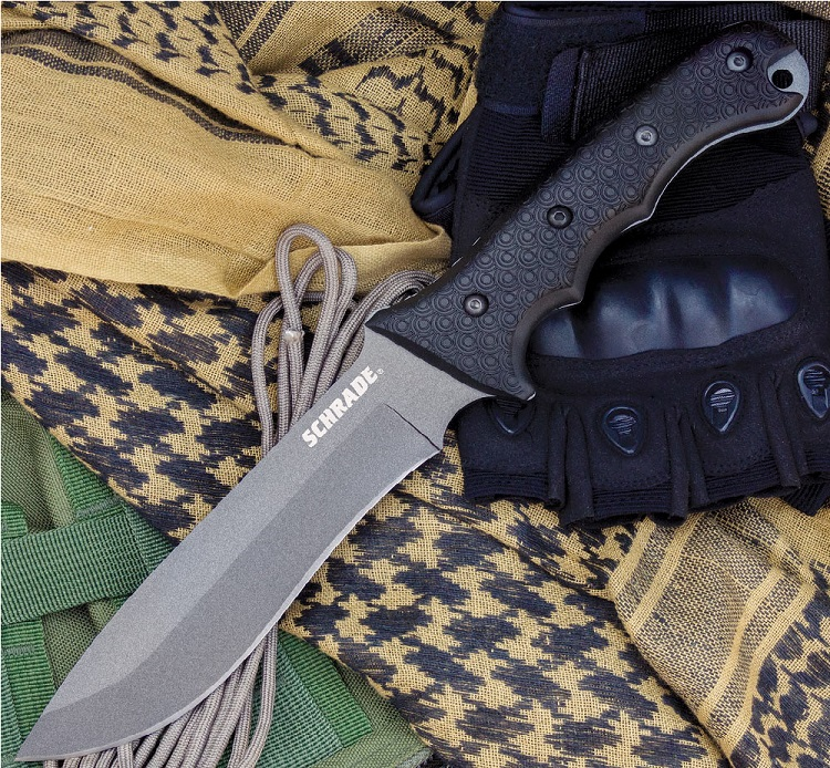 The Schrade Extreme Fighting Knife