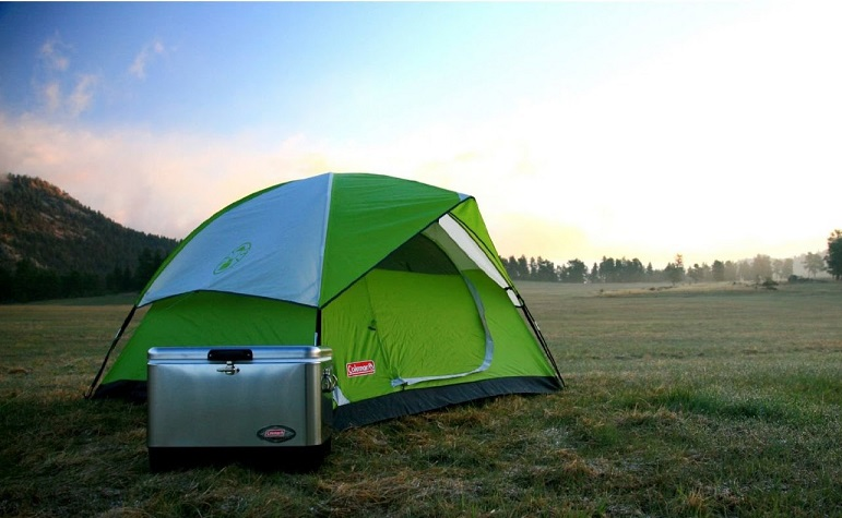 The Sundome 4 Tent