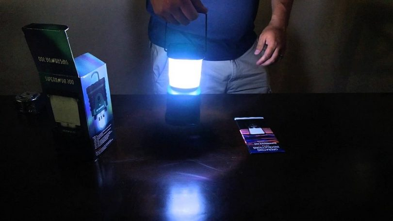 Ultra Bright LED Lantern