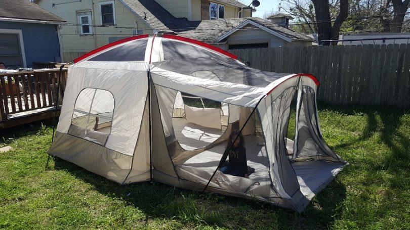 Wenzel Klondike 8 Tent
