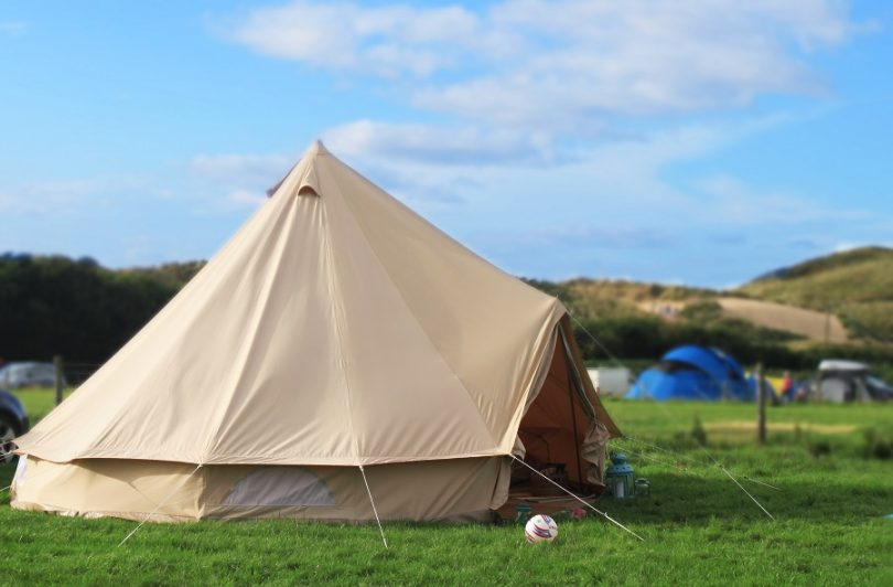Where to go on Glamping