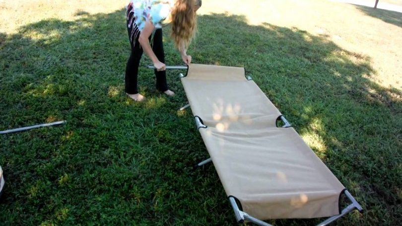 Best Camping Cot: Important Steps In Making The Perfect ...