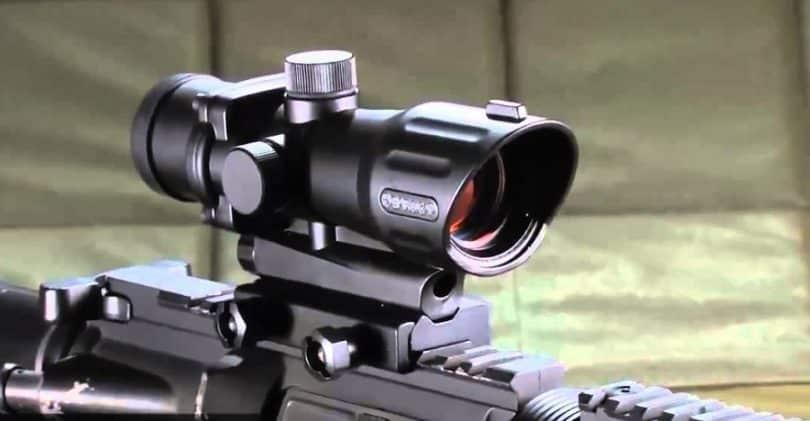 Barska 1x30 IR M-16 Electro Sight Riflescope