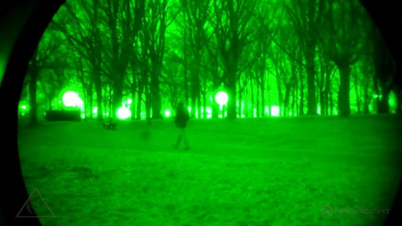 Basics of night vision scopes