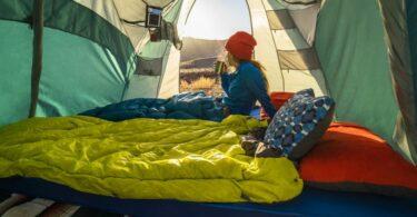 Camping pillows reviews