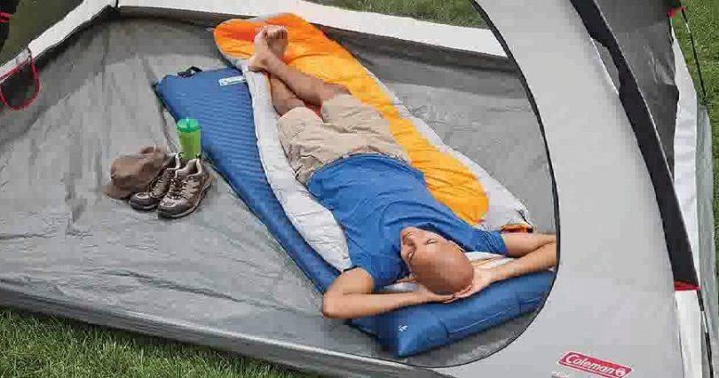 Coleman Self-Inflating Camp Pad