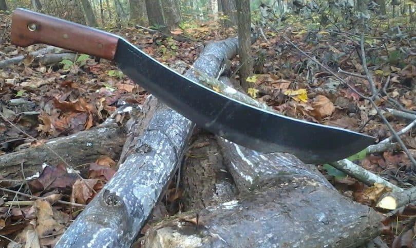 Condor Tools & Knives Engineer Bolo Machete
