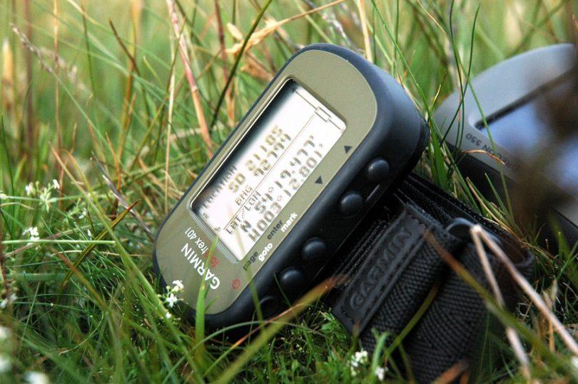 GPS unit features