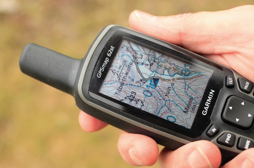 Garmin-GPSMAP maps features