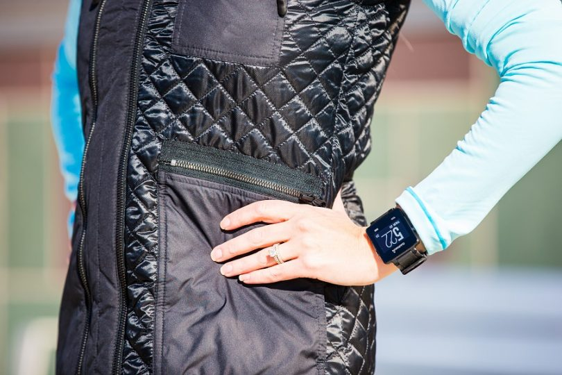Garmin_vivoactive_lifestyle GPS watch