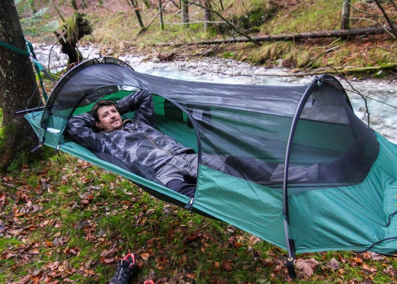 Hammock_tent with cover