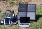 Kalipak 601Watt solar portable generator