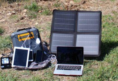 Kalipak solar generator review