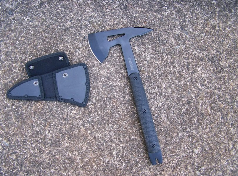 Kershaw 1073X Siege Tomahawk Knife