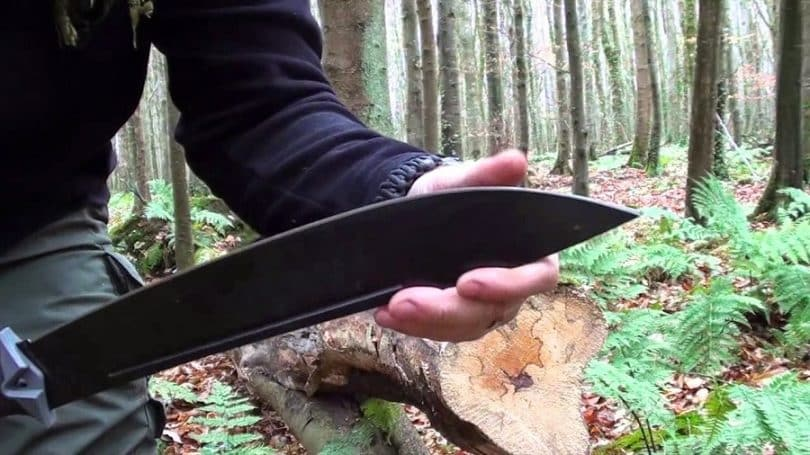 Kershaw Machete Camp Knife