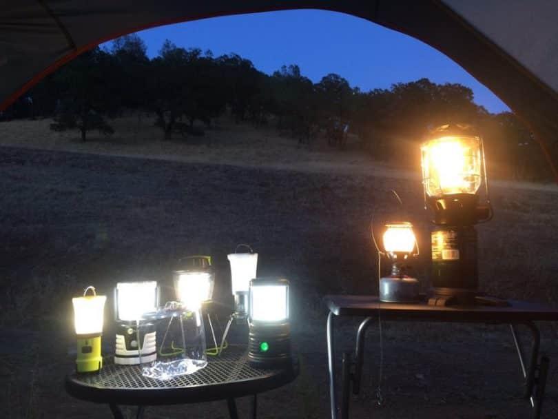 Lantern Brightness