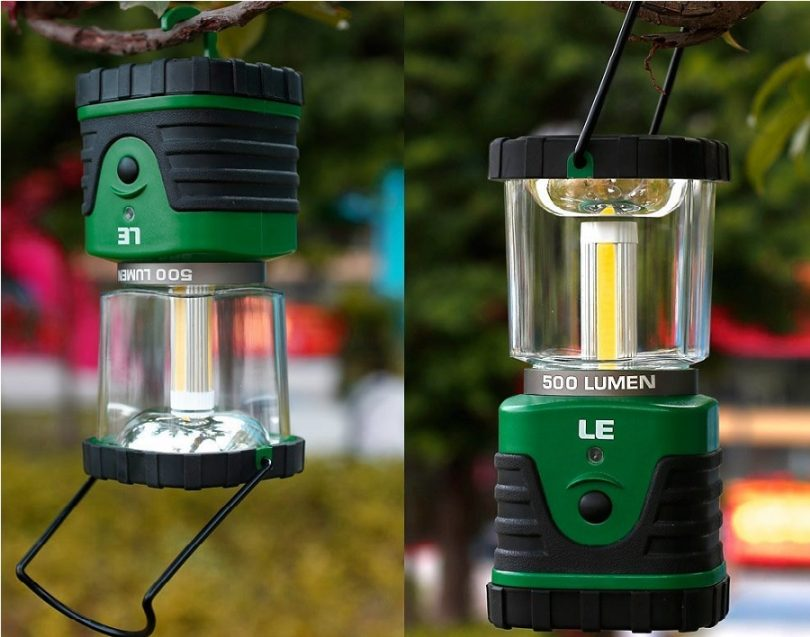 LE 500lm Outdoor LED Lantern