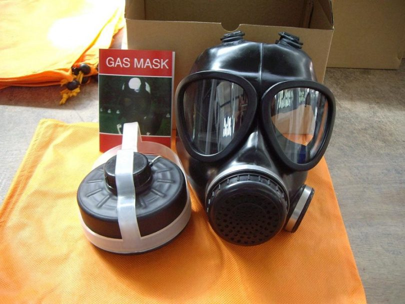 Bought MF11B_Type_Gas_Mask