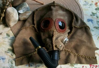 How to Make A Gas Mask
