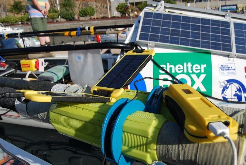 Powertraveller Power Monkey Extreme Solar Charger