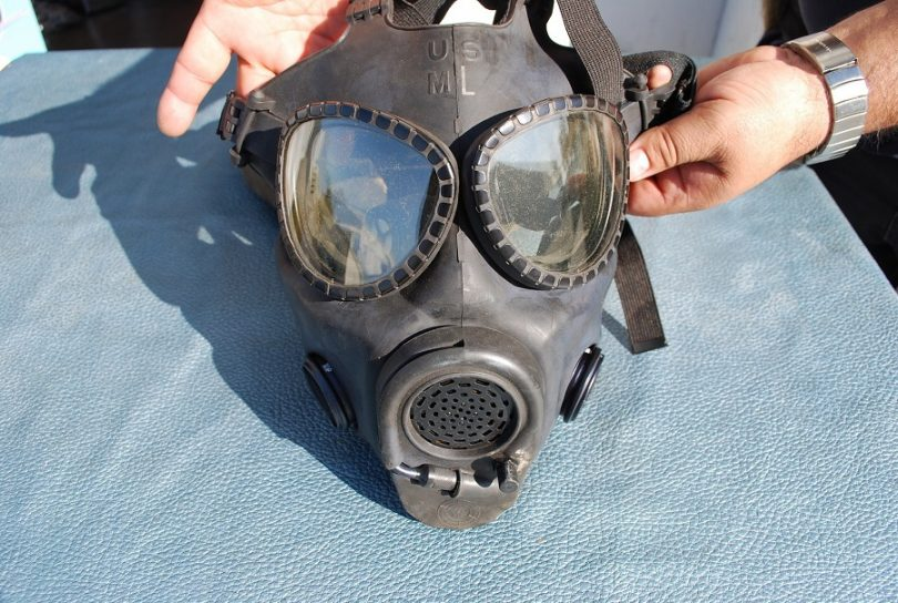 Principles of building a sound gas mask