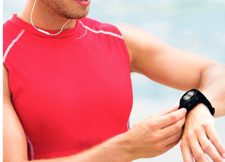 Pyle GPS Sports Watch and Workout Trainer